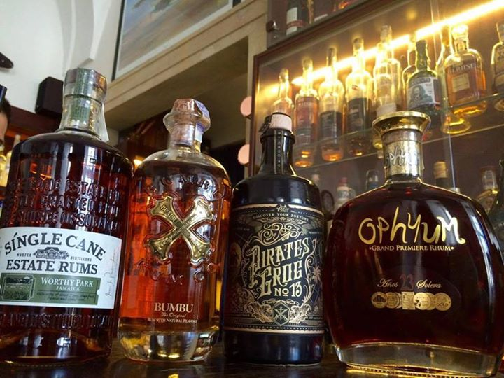 Nové rumové kousky