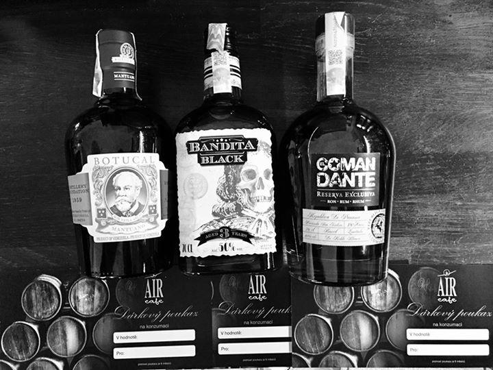 Rozšířili jsme rumovou sbírku