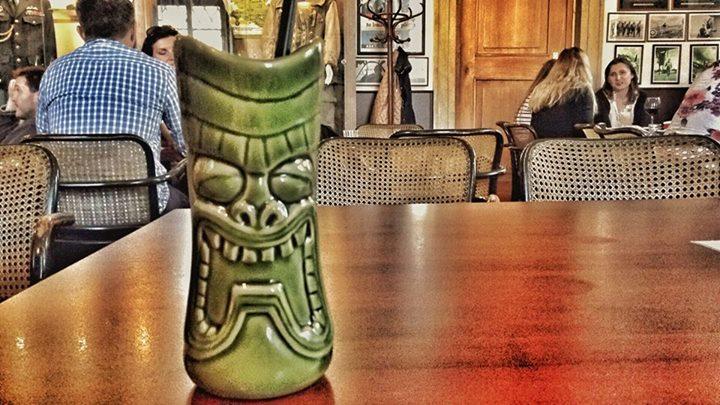 Prezentace našeho drinku  #maitai vás nenechá na pochybách, co za ďábla se skrýv