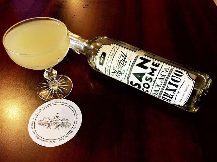 #Mezcal, výborný destilát z agáve dodá našim drinkům úplně nový rozměr. Právě i