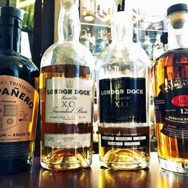 Ve sbírce jsou nové rumy a my máme standartně otevřeno. Svátek nesvátek, touha p