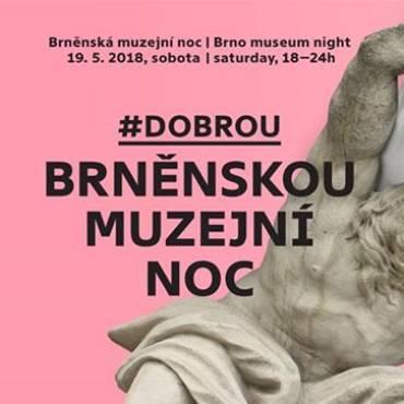 Jako každý rok jsme součástí Muzejní noci! Přijďte dnes večer si poslechnout swi
