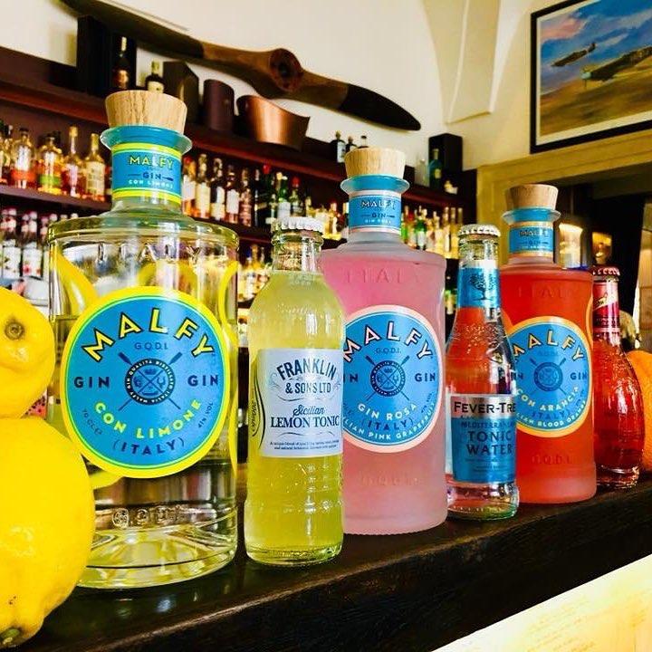 Rodinka ochucených Malfy ginů je kompletní! Každý gin má i svůj tonic, se kterým