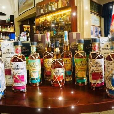 Krásná sbírka skvělých rumu od @plantation.rum ! Novinka z Fiji a Peru, nechybí