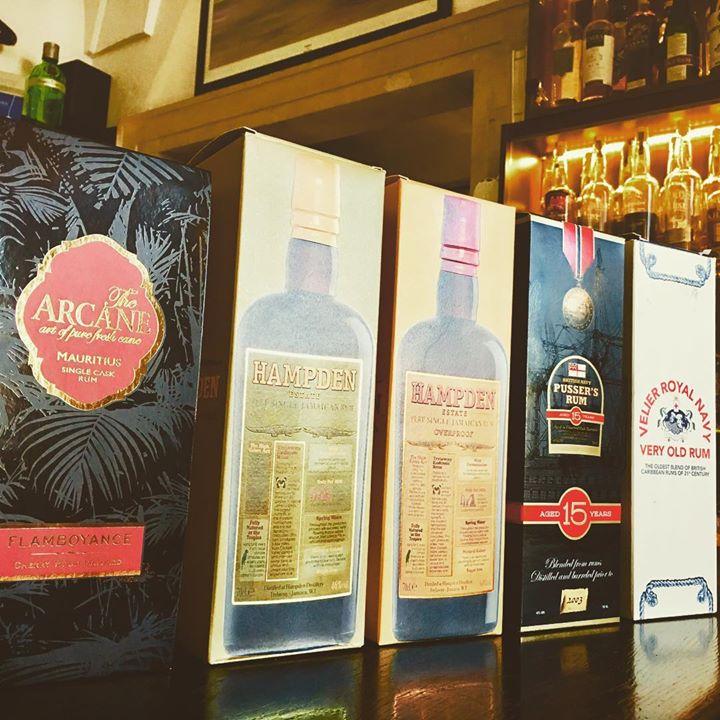 Ze včerejší degustace rumů  #hampdenestate jsme si odnesli jeden velmi důležitý